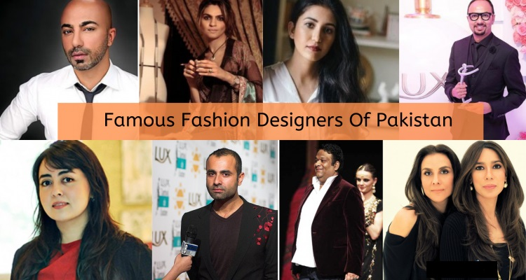 Top 10 Fashion Designers In Pakistan Fashion Designers Of Pakistan