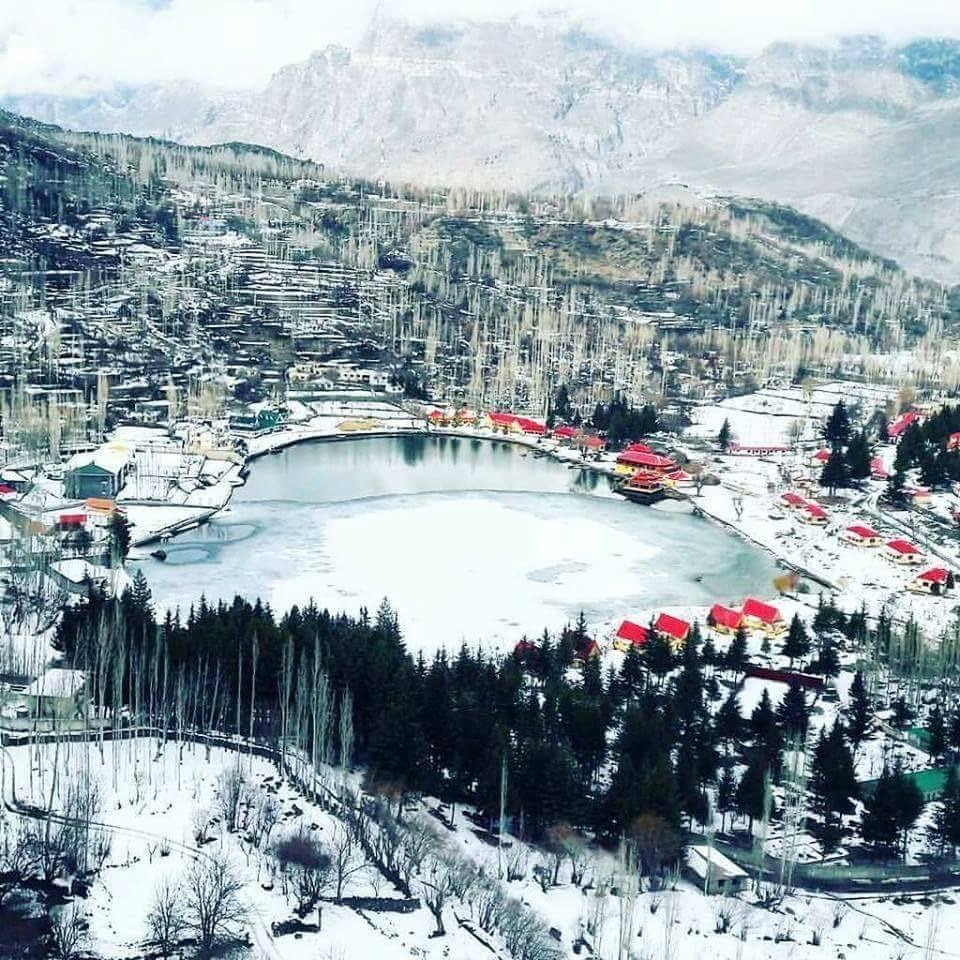 Weather Forecast Islamabad: Extreme Cold In Northern Areas Of Pakistan